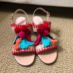 kate spade Shoes - Stylish Kate Spade Tassel Sandals